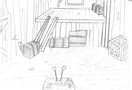 inside the barn uncoloured by babclayman on deviantart