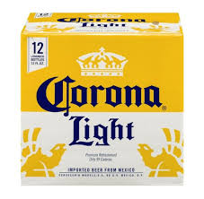 calories in corona light beer corona light imported beer 12 pack hy vee aisles online grocery