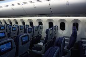 United 787 Seat Map Economy Seat