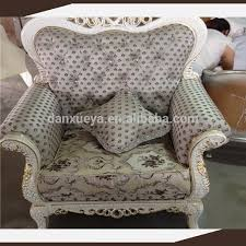 fabric moroccan sofa king wood furniture luxury wooden carved sofa