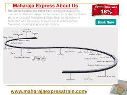 maharaja express train downlaod maharaja express train information and maharaja express trai