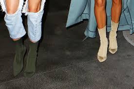 womens boots season kanye s yeezy season 2 shoes photos