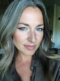hairstyles for young women with gray hair young women with gray hair young women with grey hair pictures