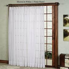 Curtains Without Rods Sliding Glass Door Curtains Curtain Rod Doors Patio Rods