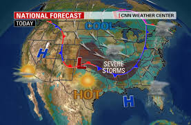 national weather forecast map today s national weather cnn newsroom cnn com blogs