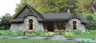 Mountain Home Plans with Walkout Basement Best Rustic Ranch