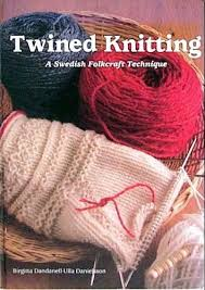 740 best tvåändsstickning twined knitting images on