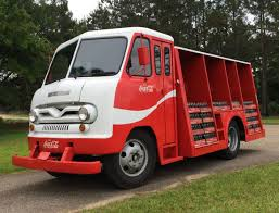 ford delivery truck loaded 1964 ford p600 coca cola delivery truck bring a trailer
