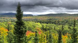 Wisconsin mountains images Ironwood the rocks of the penokee range jpg