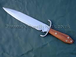 knives by nick custom knives