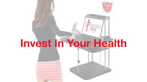 standing desk hub the health benefits of standing at work youtube