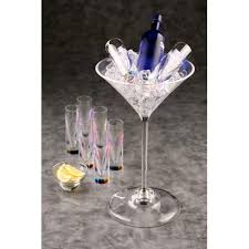 Large Martini Glass Centerpieces by Huge Martini Glass Large Martini Glass Large Martini Glass