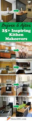 kitchen makeover ideas pictures 25 before and after budget friendly kitchen makeover ideas and