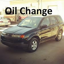 how to do an oil change 2 2 2002 2007 saturn vue 2 2 youtube