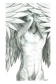 25 best tatoos images on pinterest angels tattoo drawings and