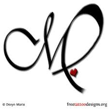 stylish virgo letters tattoo designs photo 1 real photo