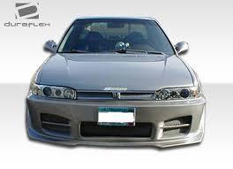 honda accord bumper cover free shipping on duraflex 90 93 honda accord r34 front bumper
