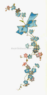 forget me not flower tattoo 6 best tattoos ever