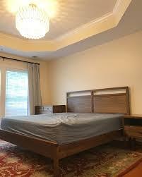 Berkeley Bed Berkeley Bedroom Collection In Walnut Modern - Berkeley bedroom furniture