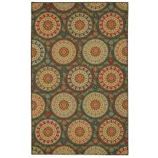 mohawk home franklin gray woven 5 ft x 7 ft area rug 437510