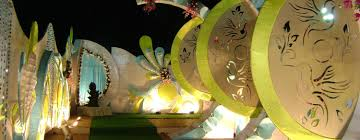 wedding stage decoration indian wedding planner mandap