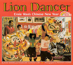 lion dancer book lion dancer by kate waters scholastic
