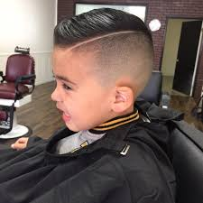 kids hair cut with a straight razor line up yelp