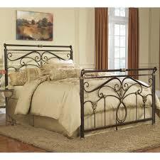 strikingly wrought iron bed frame king comely brockhurststud com