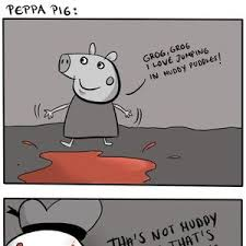 Peppa Pig Meme - peppa pig fb 1373497 jpg 300纓300 peppa pig memes pinterest
