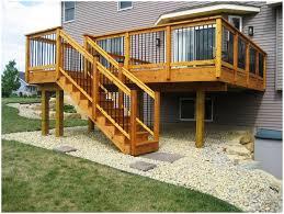 backyards fascinating backyard deck ideas backyard sets