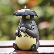 Studio Ghibli Decor Studio Ghibli Figurines Totoro Collectables Ebay