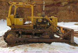 1974 caterpillar d5 dozer item g8792 sold april 24 cons
