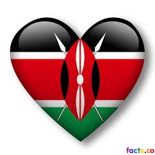 Ghana Flag Meaning The Kenyan Flag Is Based On The Flag Of Kenya African National