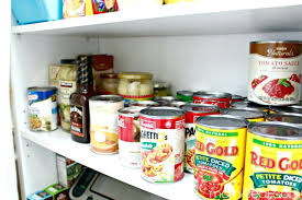 Food Storage Cabinet Pantry Can Storage Canned Goods And Food Storage Pantry Storage