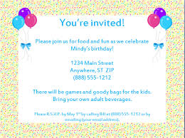 birthday party invitations birthday party invitations wording new invitations