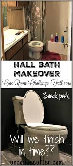 Challenge Fall In Bath Bath Makeover Orc Week 5 Bath And Room