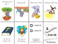thanksgiving bible verses for