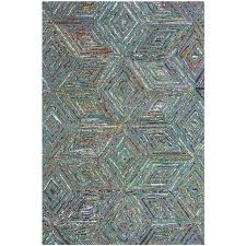 rug runners contemporary safavieh nantucket blue contemporary rug runner 2 3 x 8