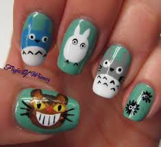 easy nail art characters 46 best cartoon characters images on pinterest belle nails nail