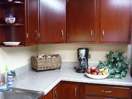 How To Refinish My Kitchen Cabinets by Cool How To Refinish Kitchen Cabinets Without Stripping Photo