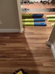 is vinyl flooring or bad was this an okay idea or a bad idea i don t usually see