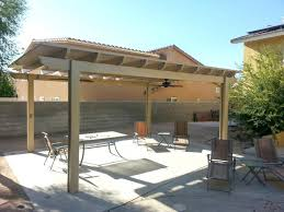 Free Standing Wood Patio Cover Plans by Free Standing Patio Cover U2013 Smashingplates Us