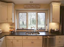 small kitchen makeovers ideas amazing small kitchen makeovers with single sink and windows