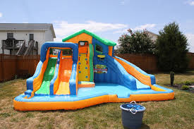 Water Slides Backyard by Amazing Backyard Water Slide Create Backyard Water Slide