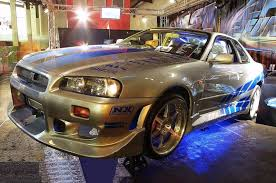 paul walker u0027s cars in the fast and the furious movies