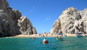 Cabo San Lucas Mexico Map by The Most Beautiful Beaches In Mexico