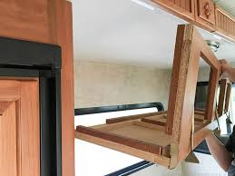 how to remove cabinets in rv r e m o v i n g b o o t h d i n e t t e i n r v