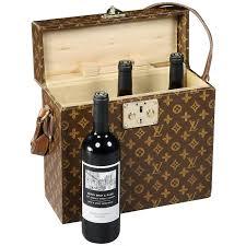 unique wine bottles for sale louis vuitton wine bottle carrier 1930s at 1stdibs