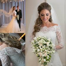 wedding dresses the shoulder sleeves discount sale south africa lace wedding dresses a line