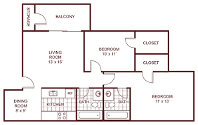 Sorrento Floor Plan The Park At Sorrento Kissimmee Fl Apartment Finder